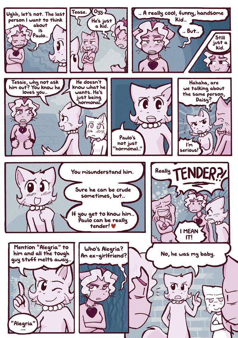 A Distance Apart — Page 7