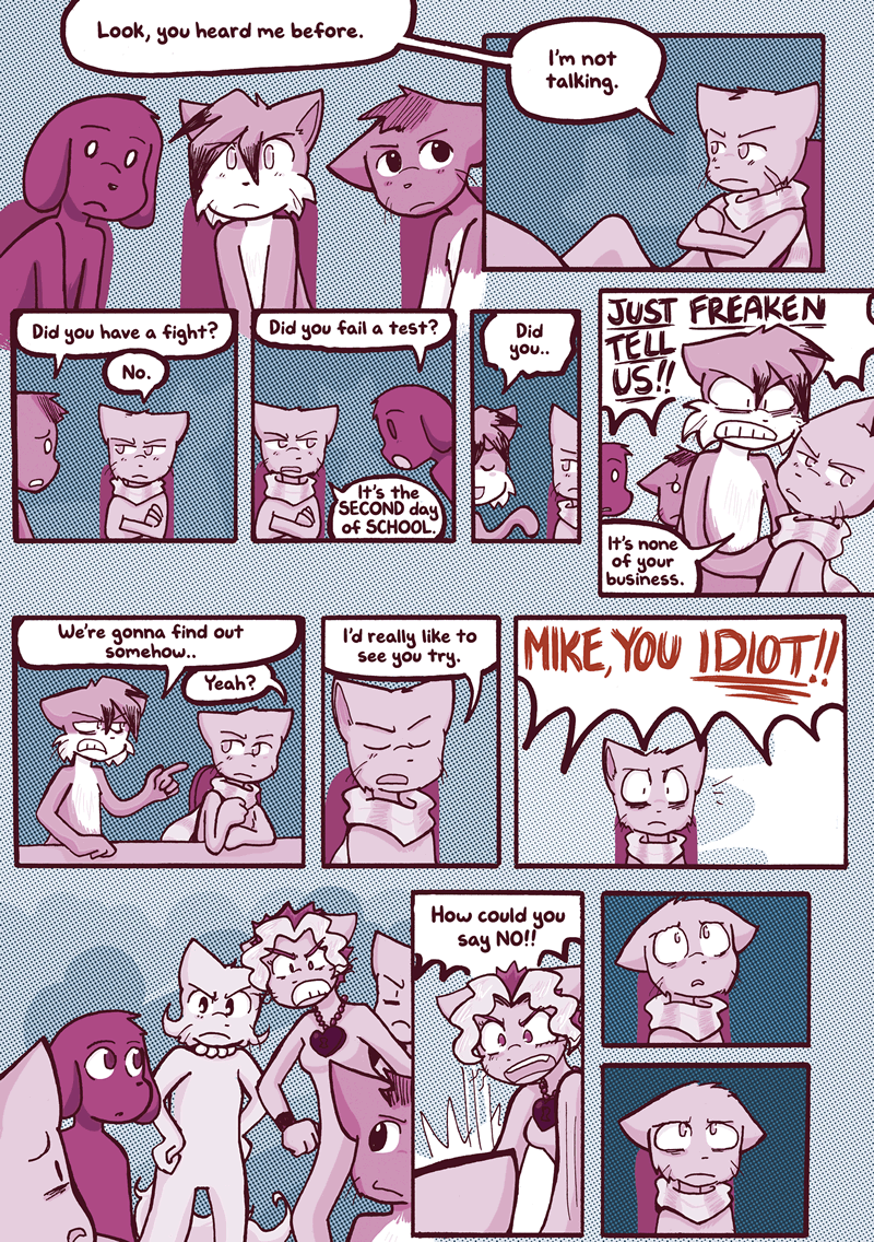 A Distance Apart — Page 9