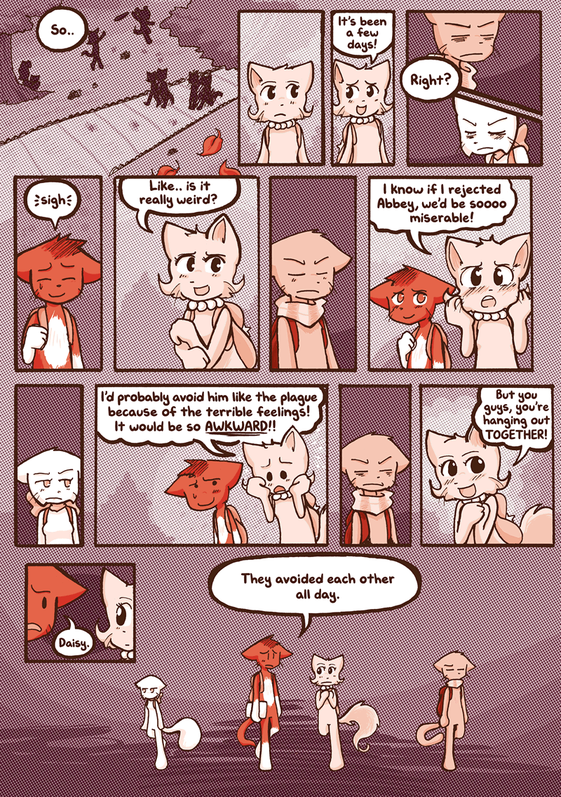 Unrequited — Page 1
