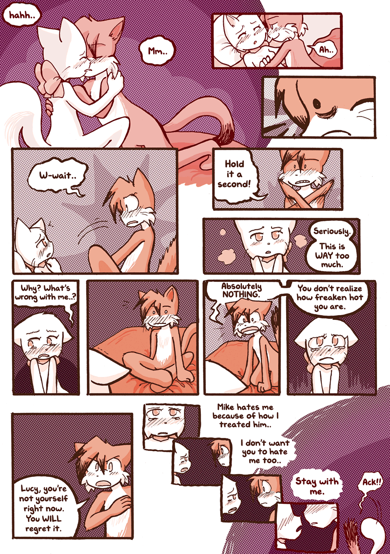 Unrequited — Page 11