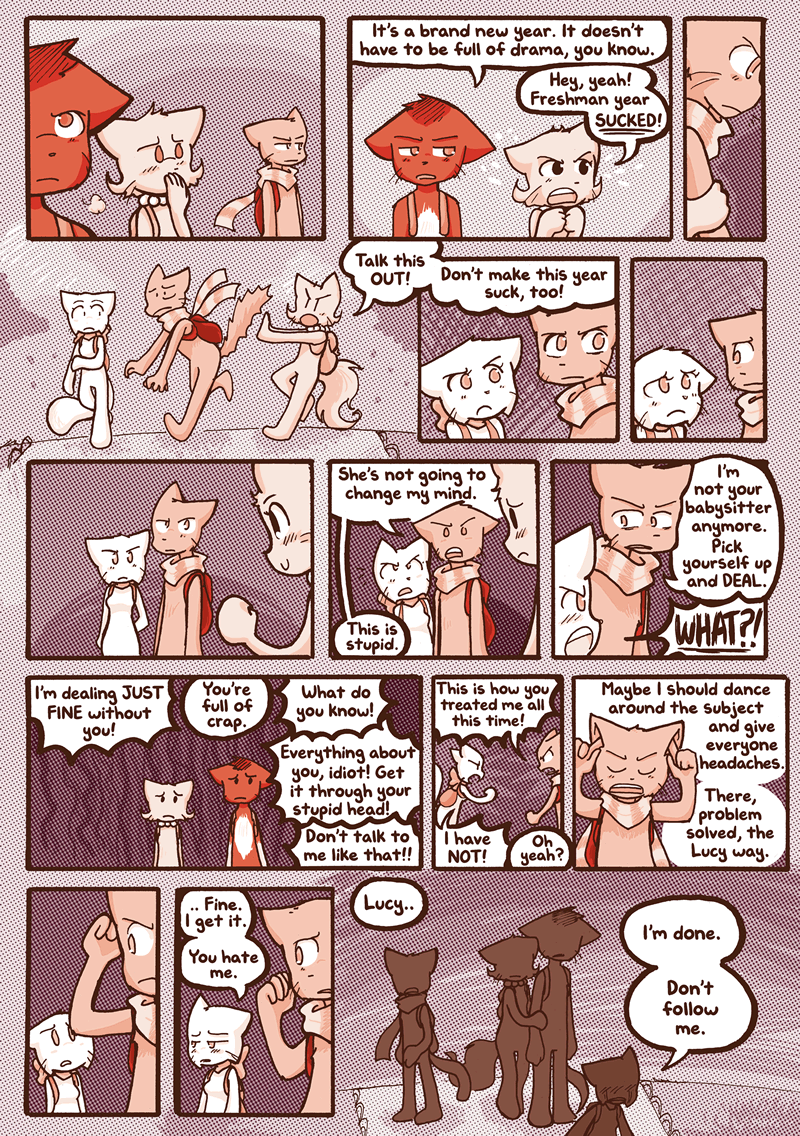 Unrequited — Page 2