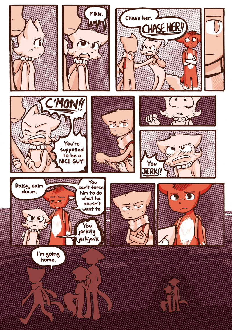 Unrequited — Page 3
