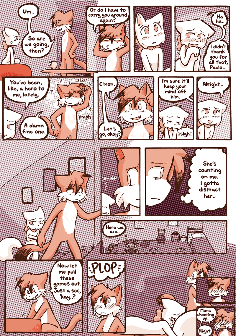 Unrequited — Page 7