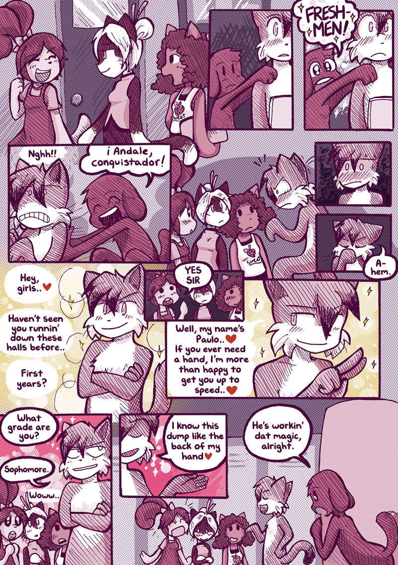 Back and Forth — Page 20