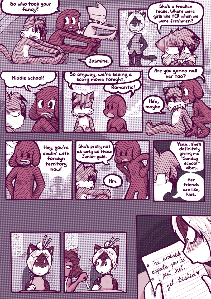 Back and Forth — Page 21