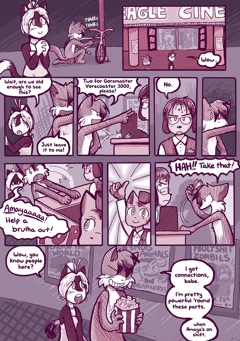 Back and Forth — Page 23