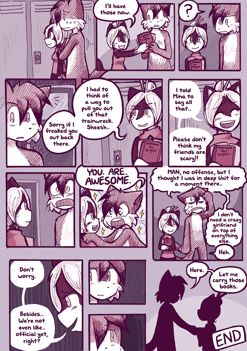 Back and Forth — Page 33