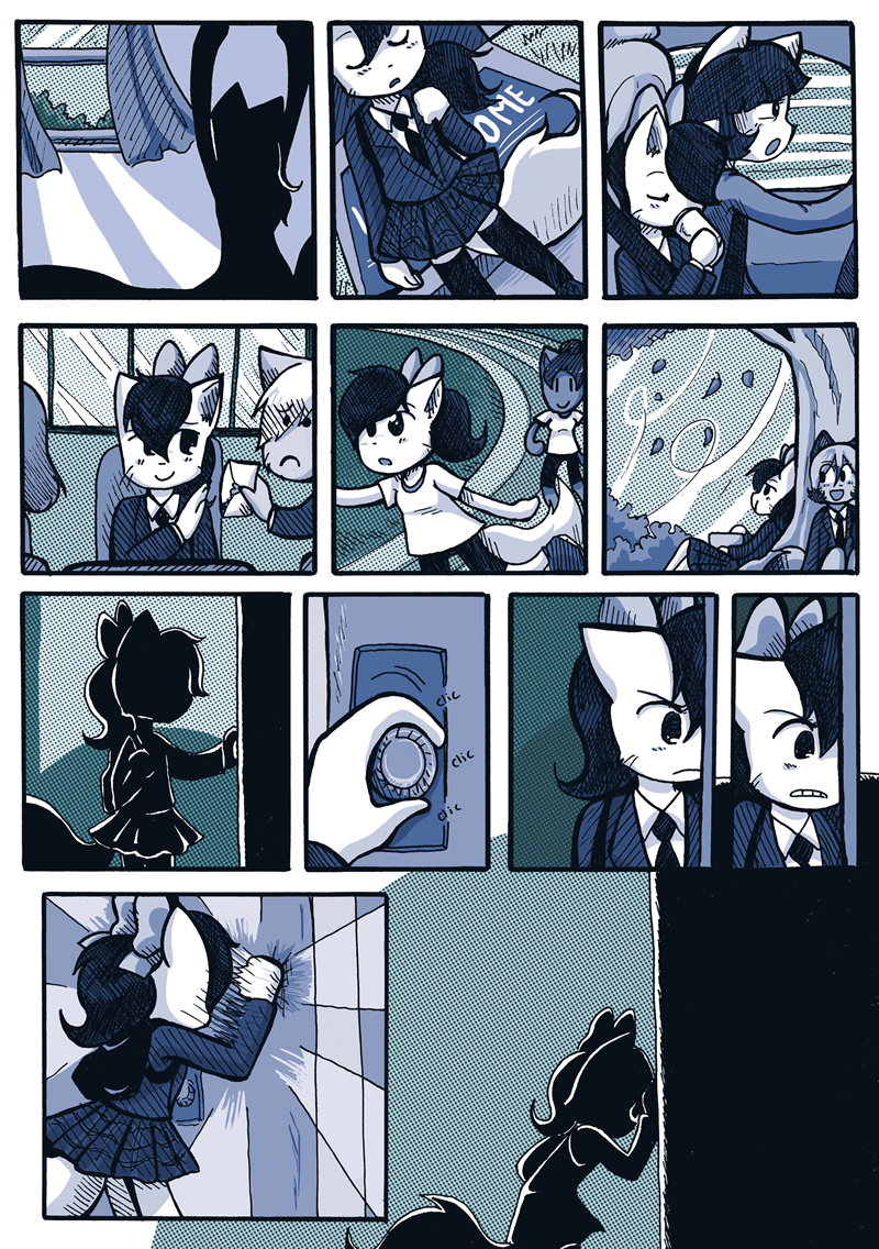Back and Forth — Page 9