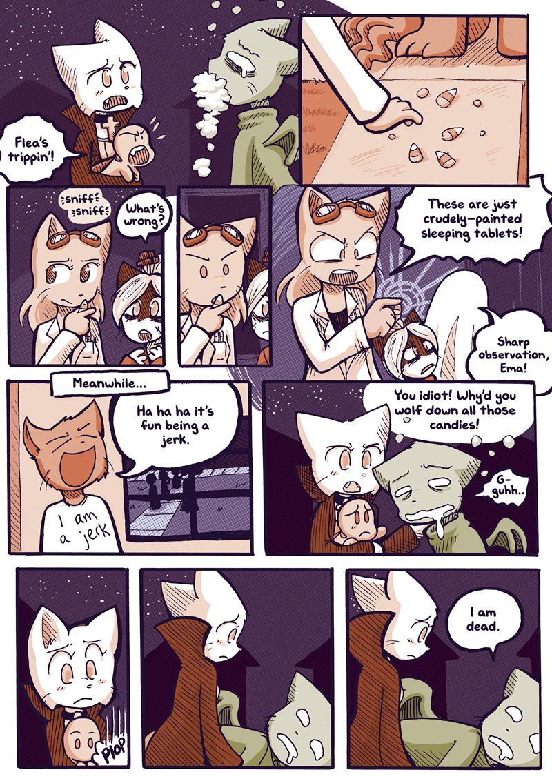 Mischief Night — Page 13
