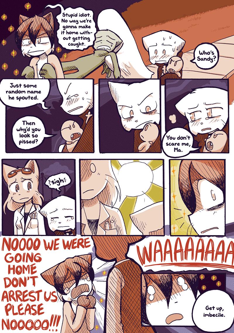 Mischief Night — Page 15