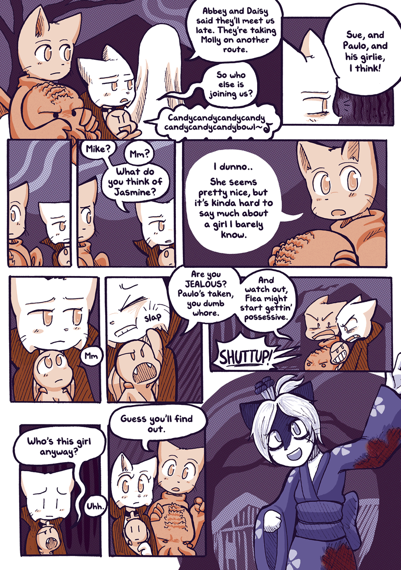 Up to Bat — Page 5