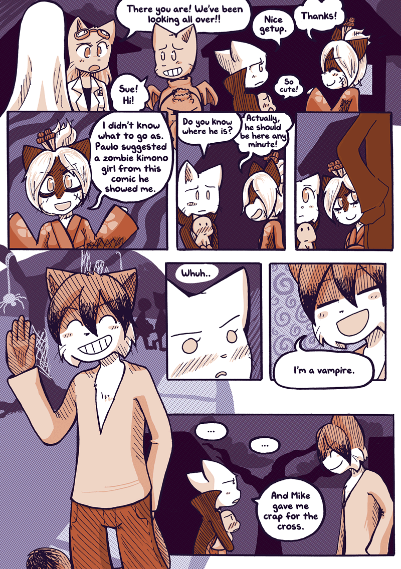 Up to Bat — Page 6