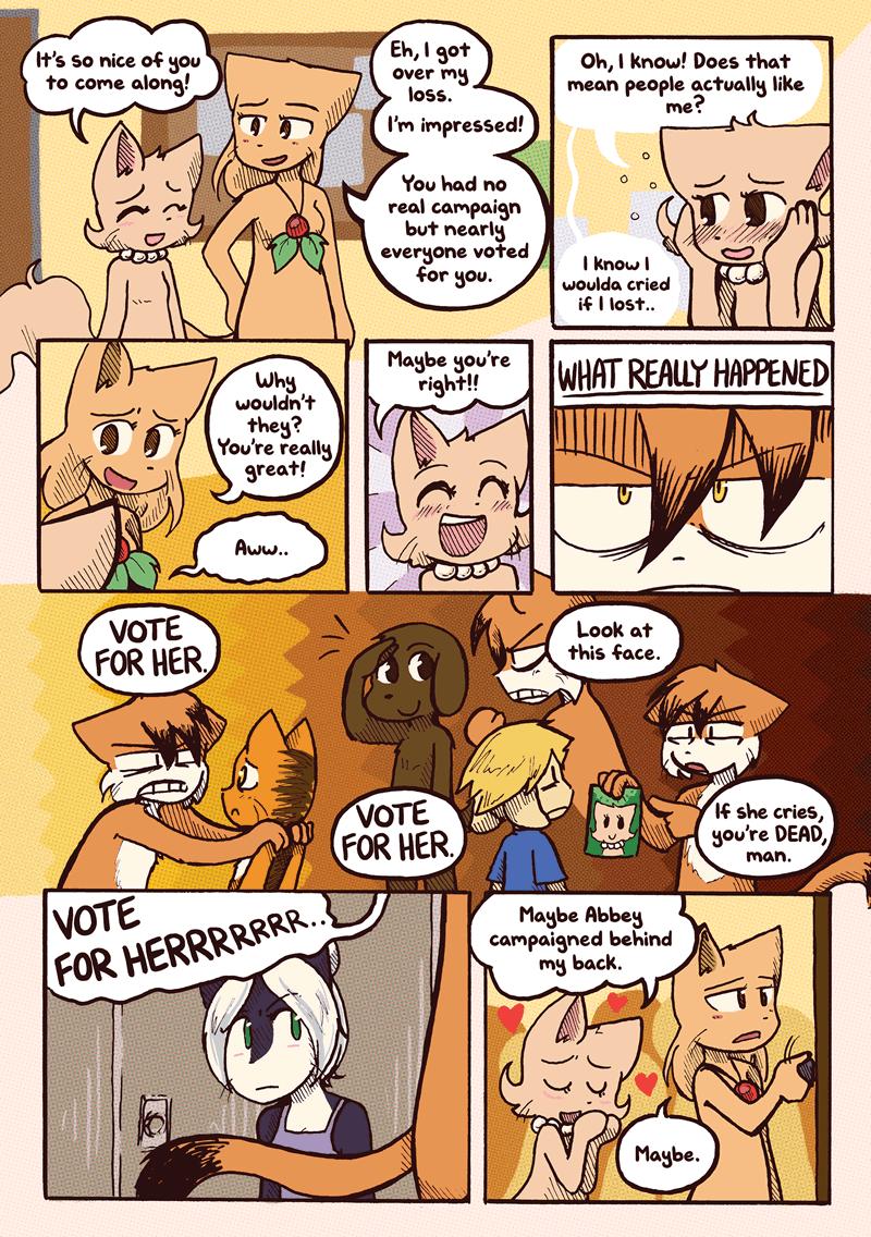Mischief Night — Page 16