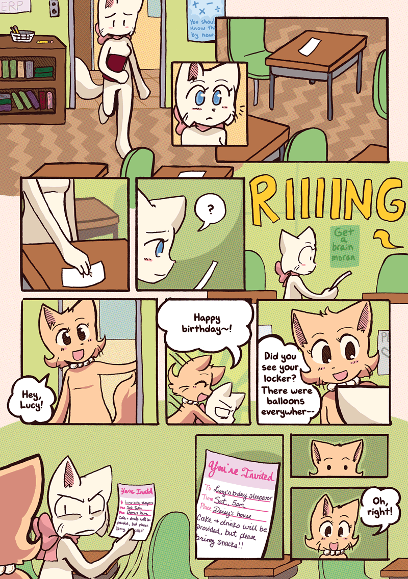 Rehearsal — Page 2