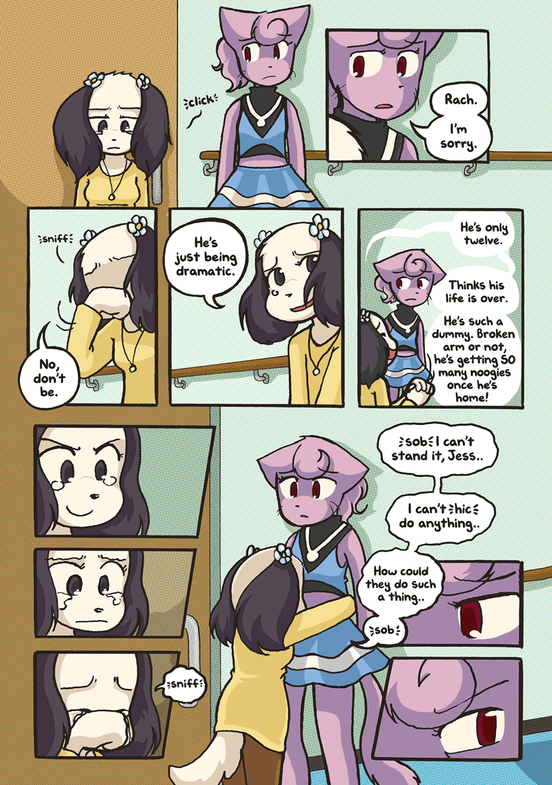 Pillow Talk — Page 22