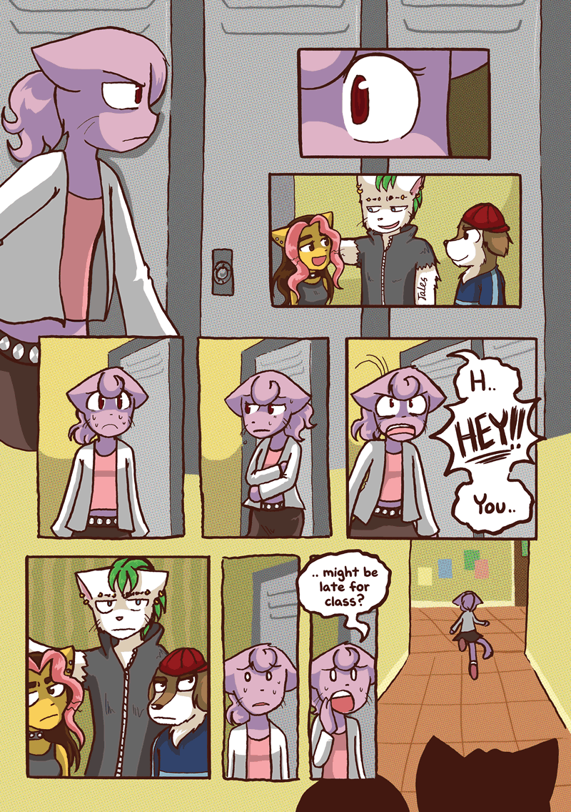 Pillow Talk — Page 23