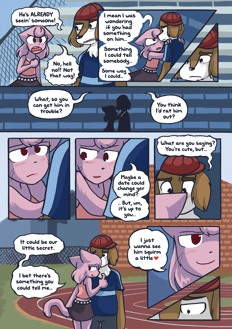 Pillow Talk — Page 27