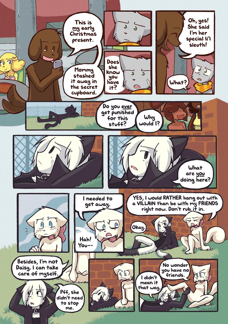 Feline Filibuster — Page 3