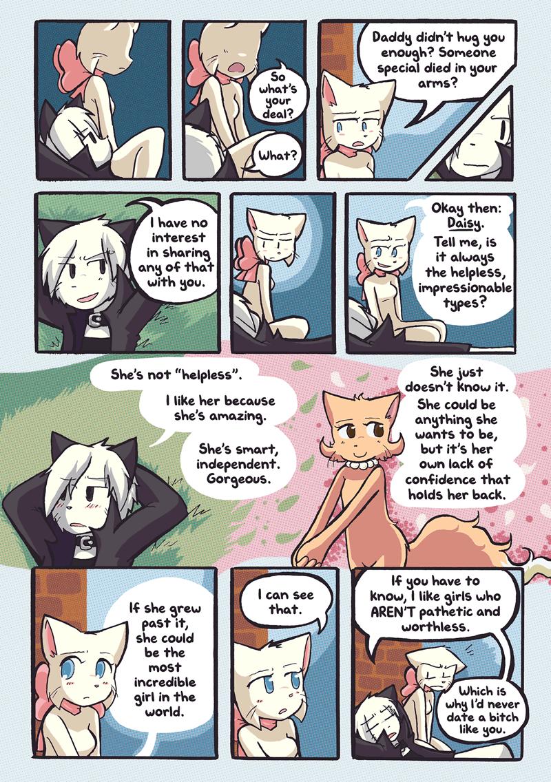 Feline Filibuster — Page 4