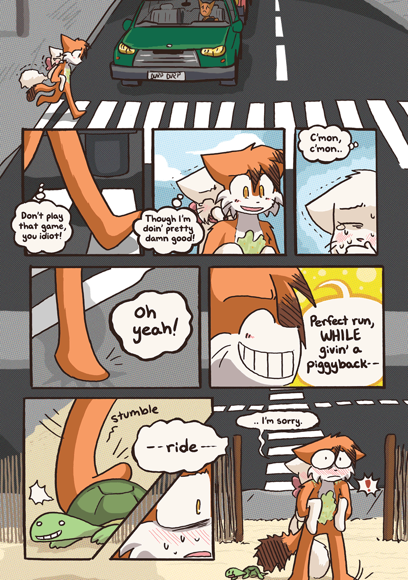 Carry Me — Page 13