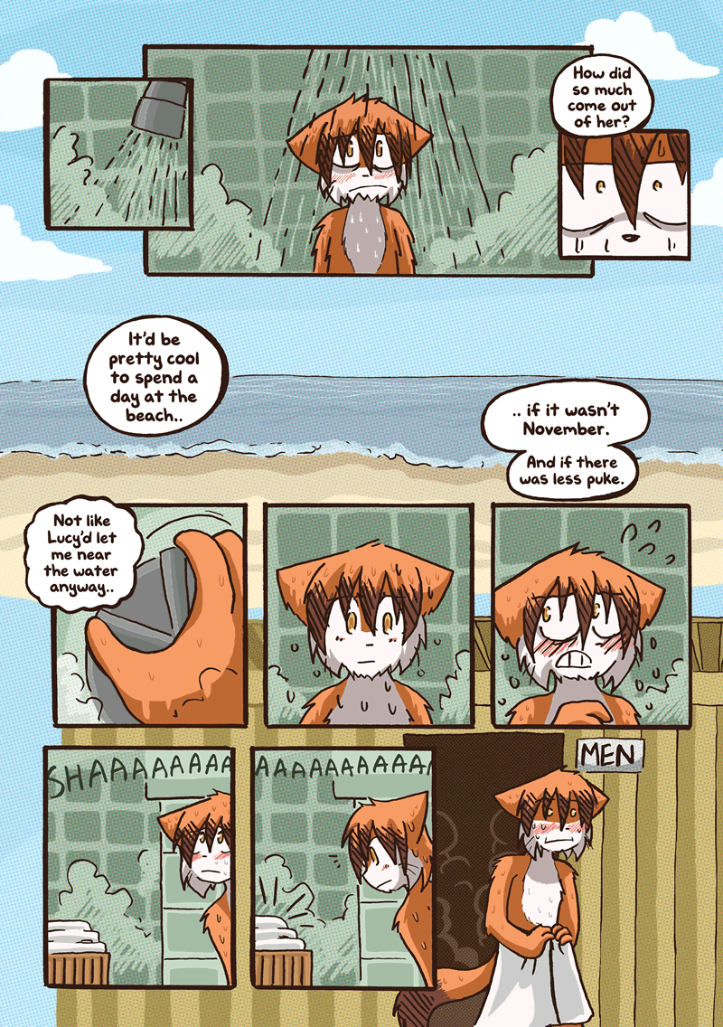 Carry Me — Page 14