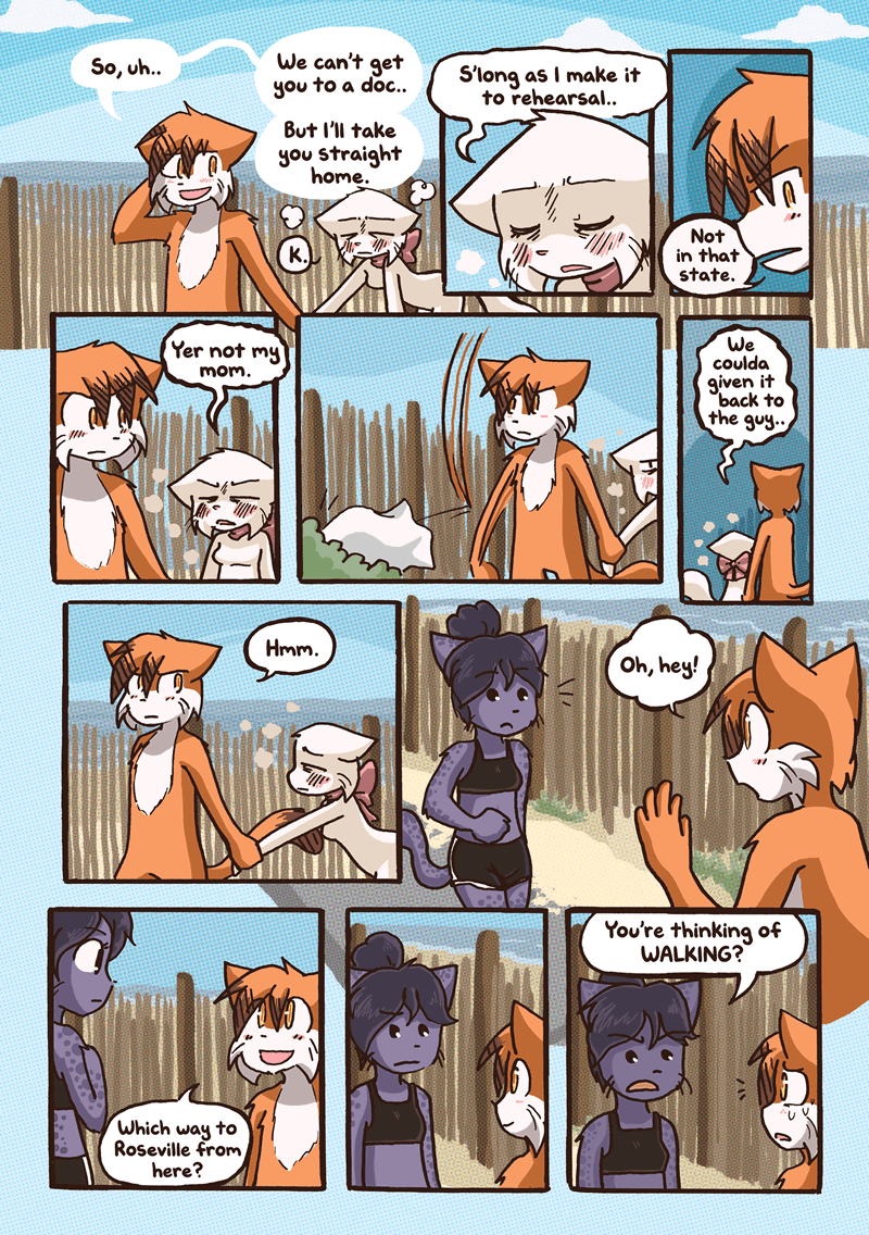 Carry Me — Page 16