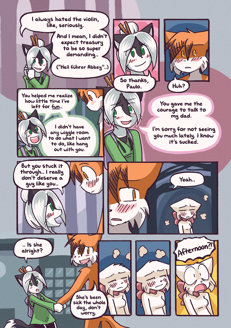 Carry Me — Page 23