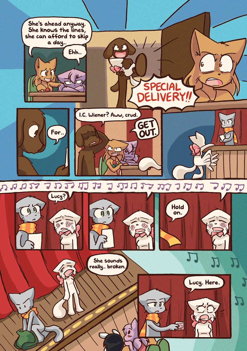Carry Me — Page 25