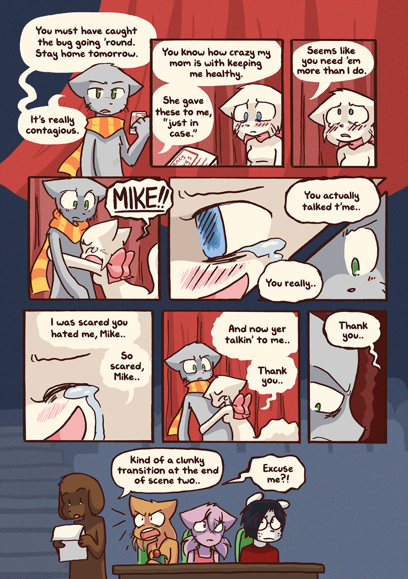 Carry Me — Page 26