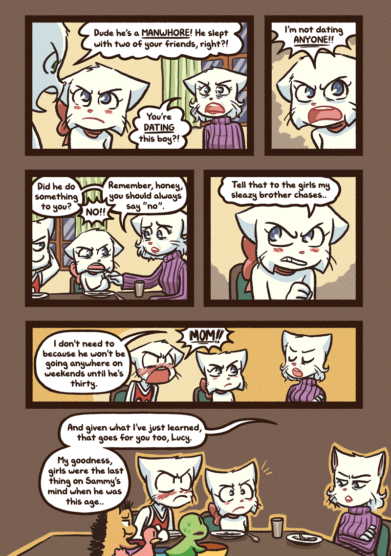 Carry Me — Page 11