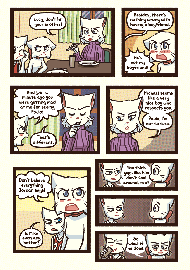 Dinner Time — Page 13