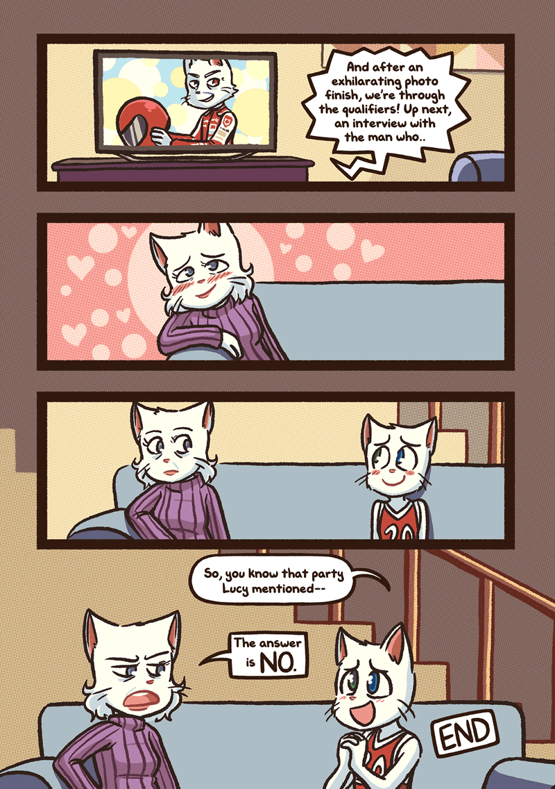 Carry Me — Page 19