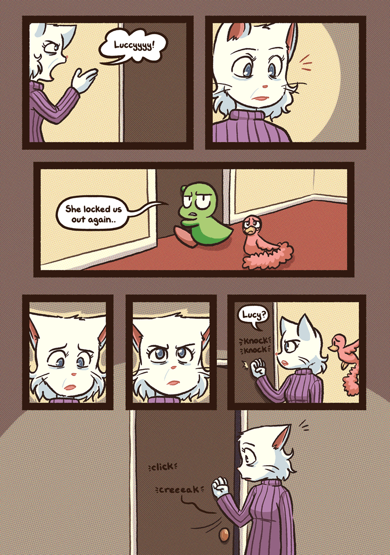 Dinner Time — Page 3