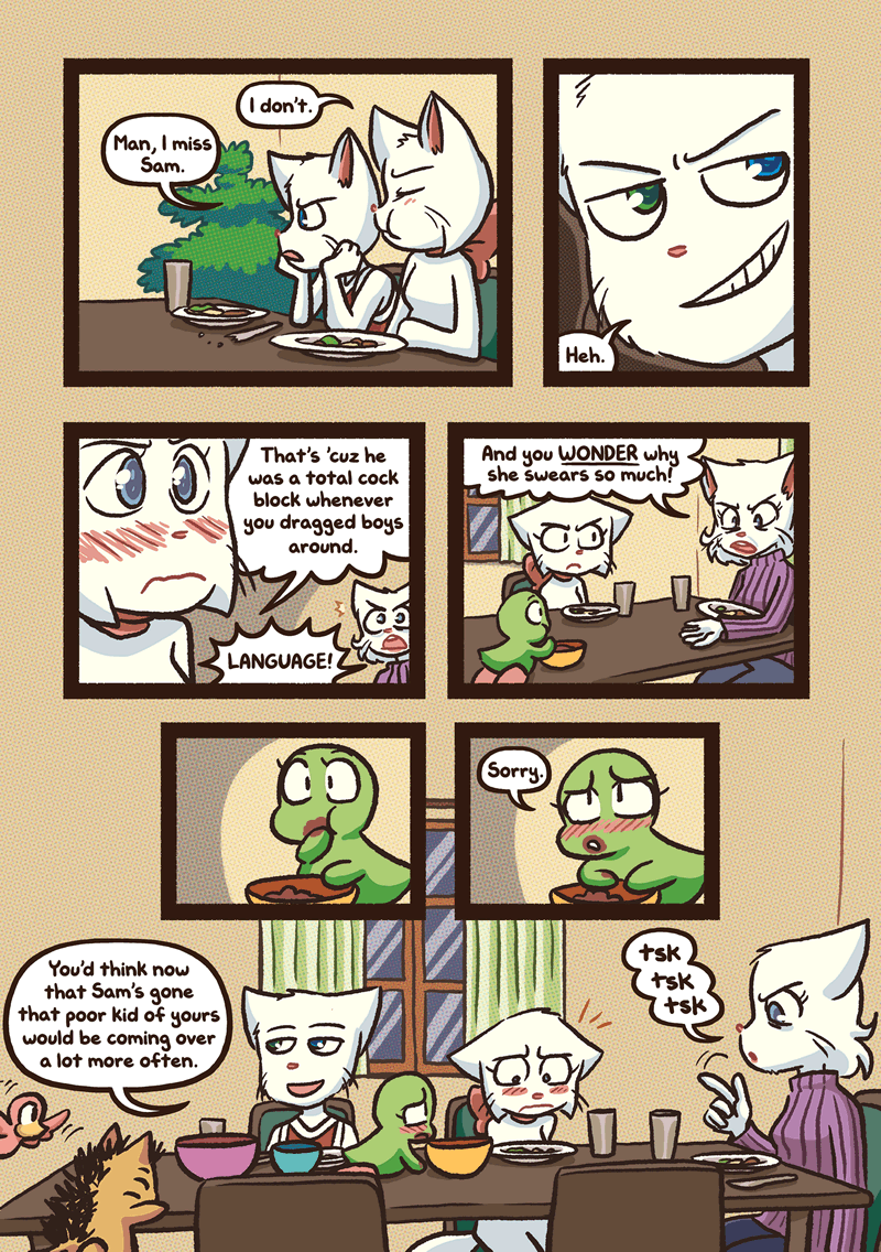 Carry Me — Page 7