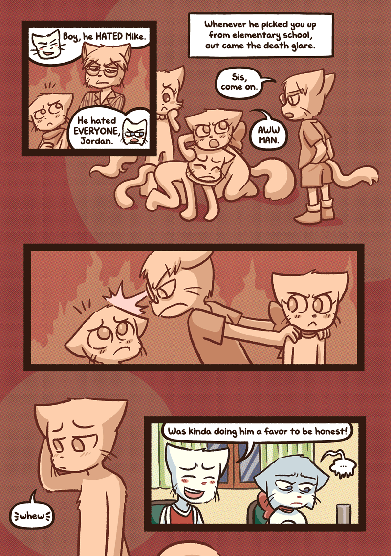 Dinner Time — Page 8