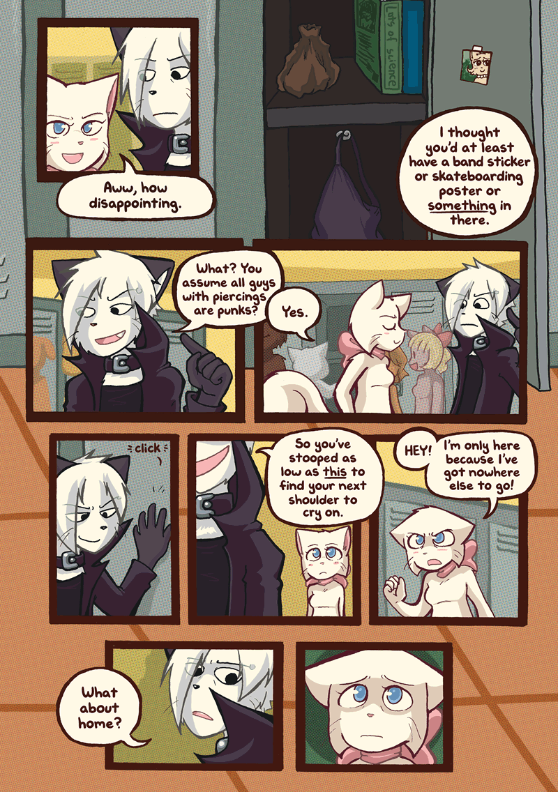 On Our Own — Page 2