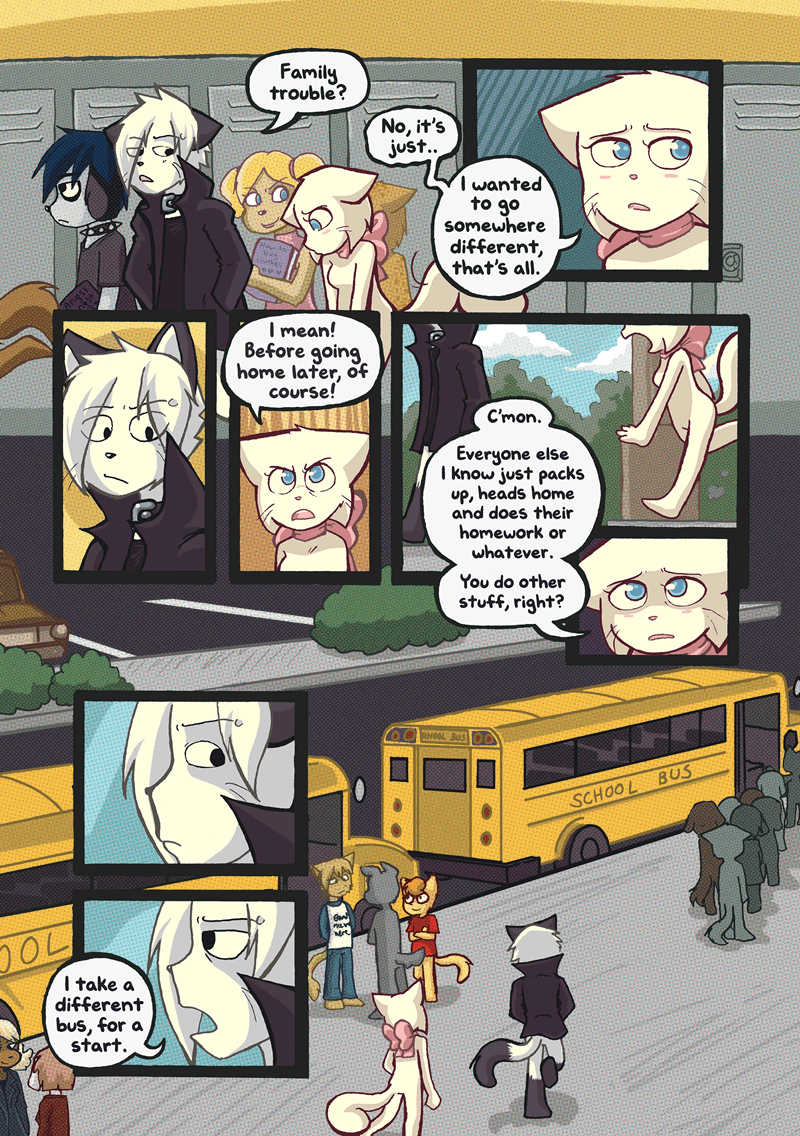 On Our Own — Page 3
