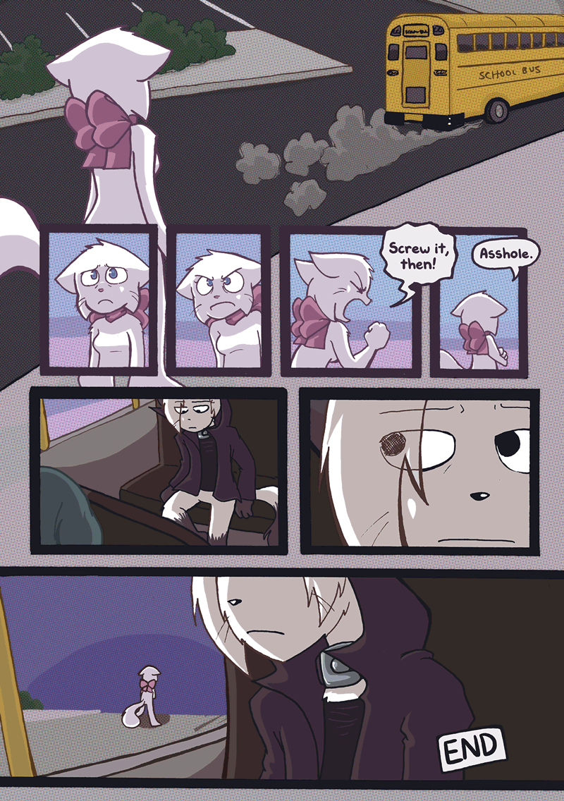 On Our Own — Page 6