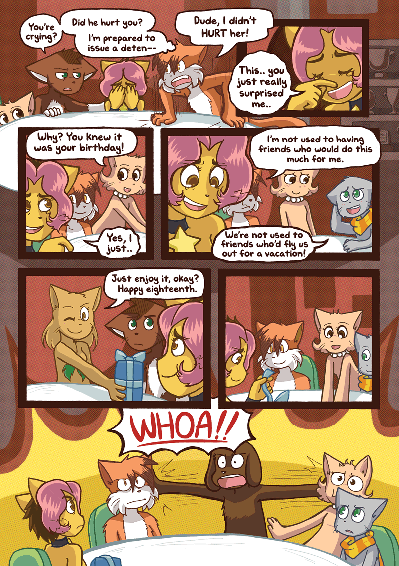 Fade Away — Page 5