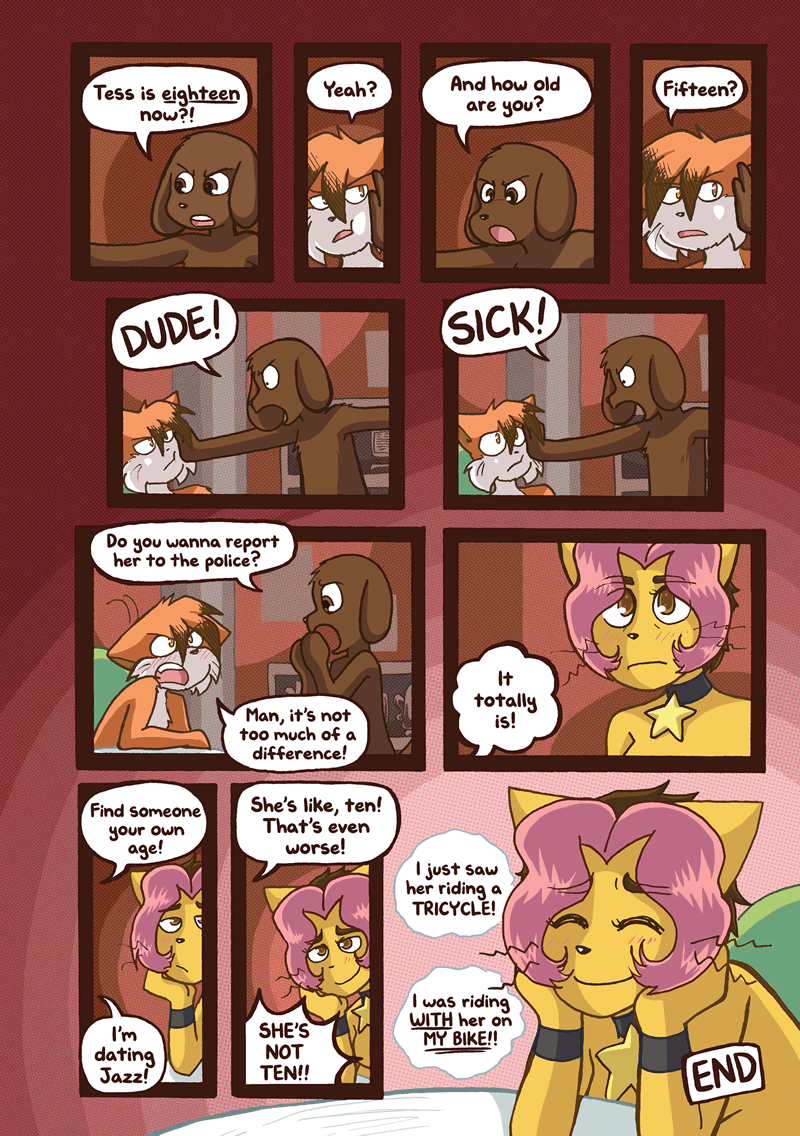 Fade Away — Page 6