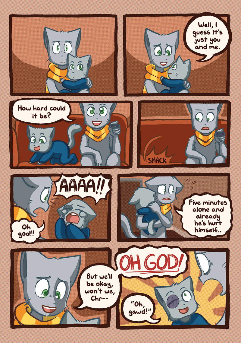 Adult Supervision — Page 3