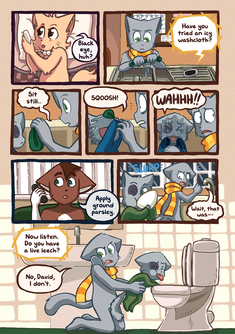Adult Supervision — Page 6