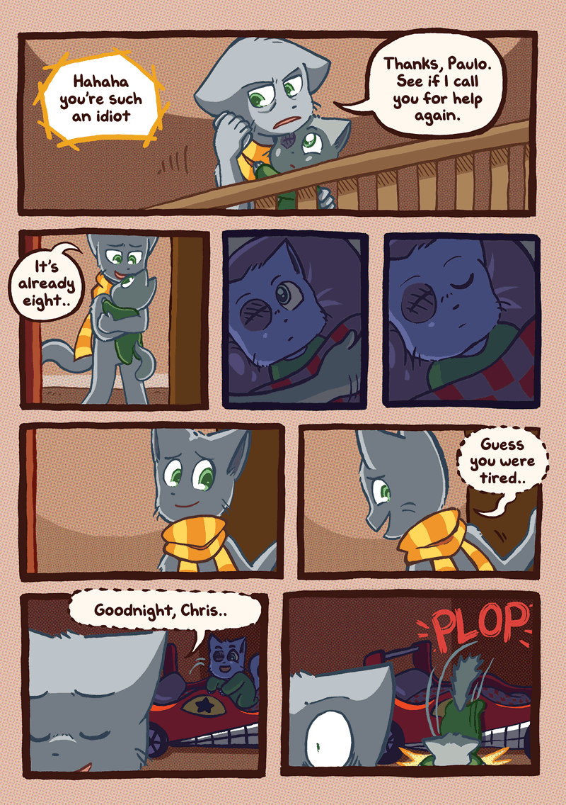 Adult Supervision — Page 7
