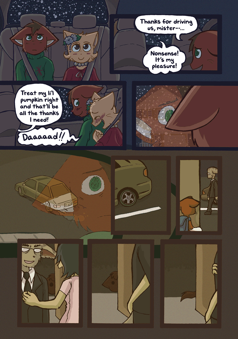 At Loose Ends — Page 12