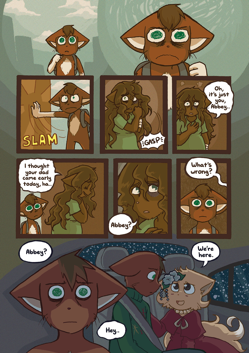 At Loose Ends — Page 13