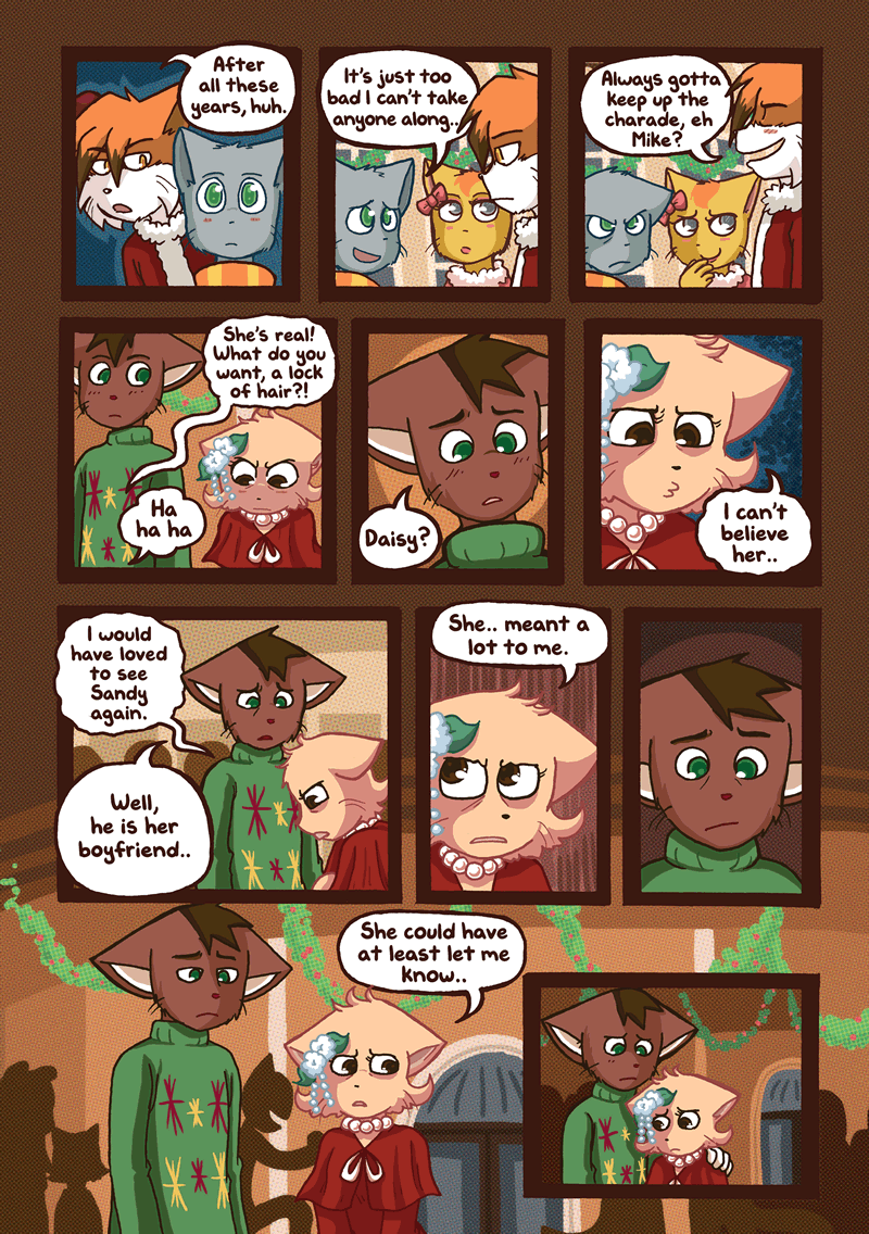 At Loose Ends — Page 16