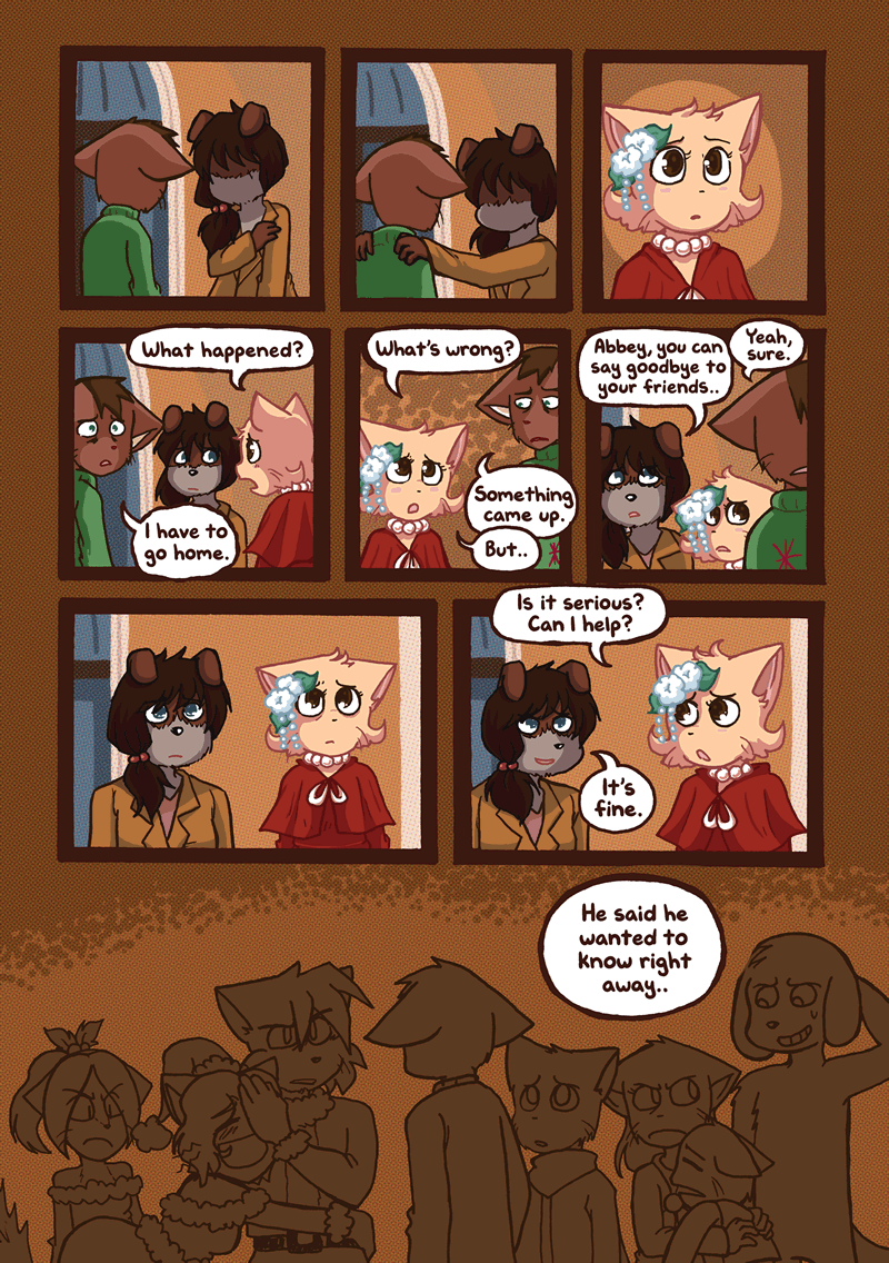 At Loose Ends — Page 22