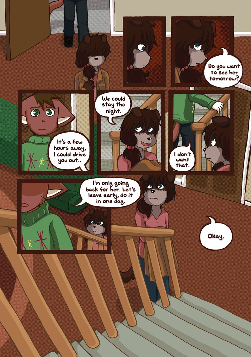 At Loose Ends — Page 25