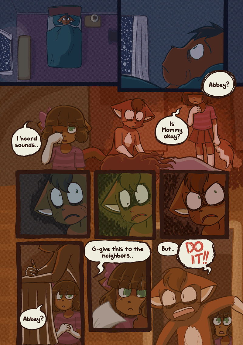 At Loose Ends — Page 26