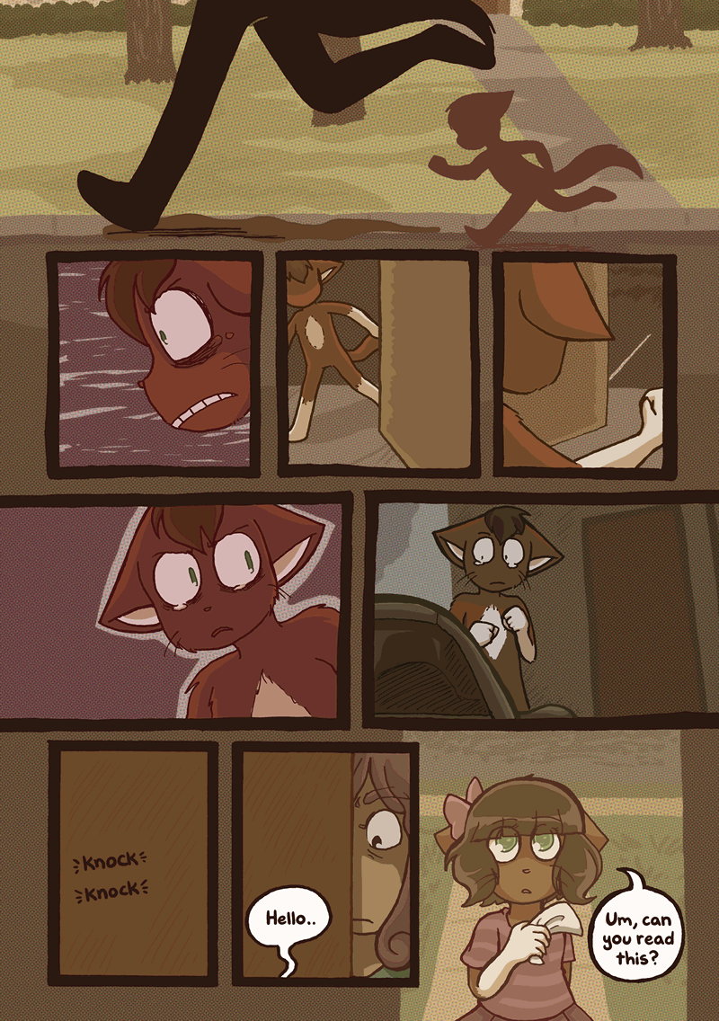At Loose Ends — Page 27